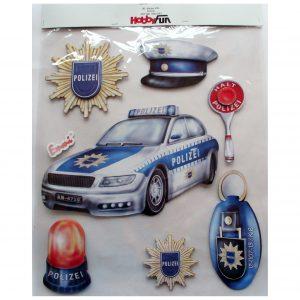 Sticker Hobbyfun_polizei