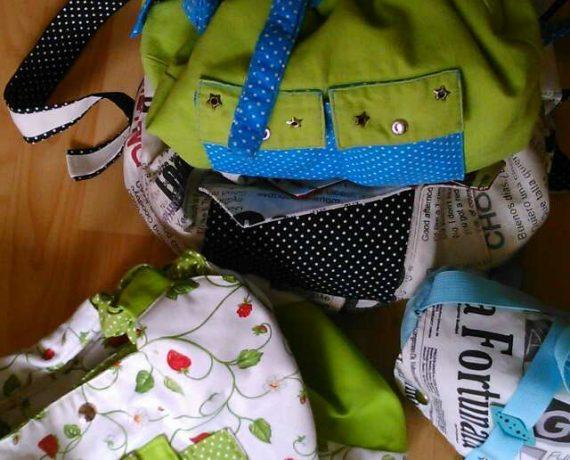 Taschen & Utensilos