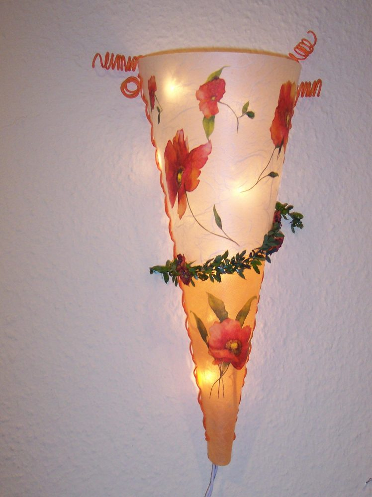 Lampen…..folien