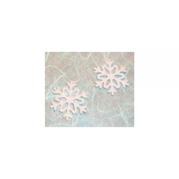 Schneeflocken MG-G 16er weiß, Foto 2