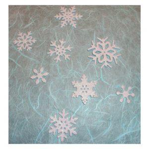Schneeflocken MG-G weiß, Foto 1